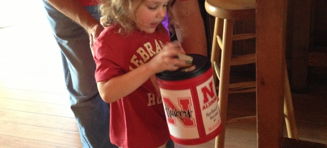 Husker Fans – Thanks for your generosity